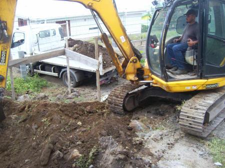Construire une piscine int rieure l 39 ile de la r union for Construction piscine couverte