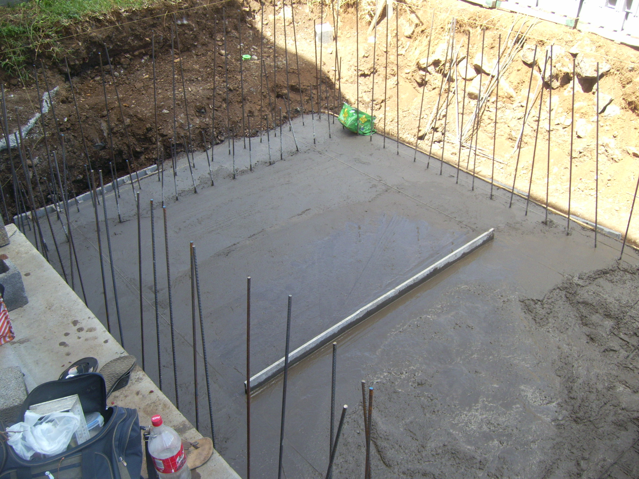 Comment construire sa piscine for Construire sa piscine