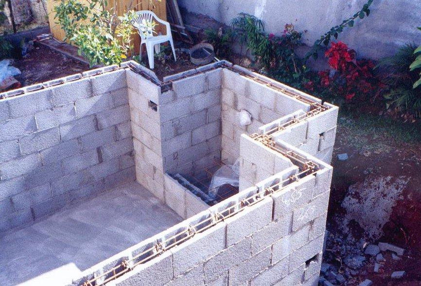 piscine fabrication maison dl91 jornalagora. Black Bedroom Furniture Sets. Home Design Ideas