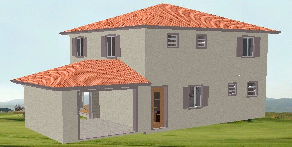 Constructeur de villas l 39 ile de la r union - Construction maison ile de la reunion ...